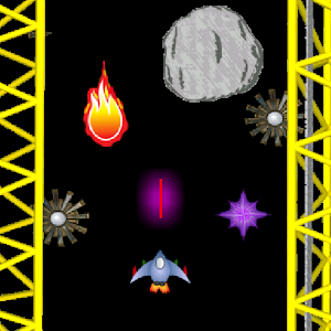 Invasion Storm arcade game for PC and MAC