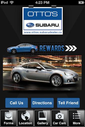 Otto's Subaru Dealership