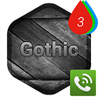 PP Theme – Gothic icon