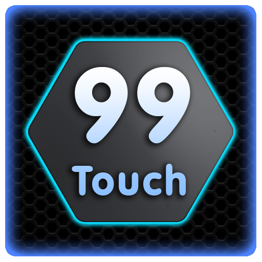 99 Touch Numbers(Hexagon)
