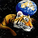 Tiger Globe Live Wallpaper