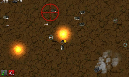 Missile Commander -Air Rockets