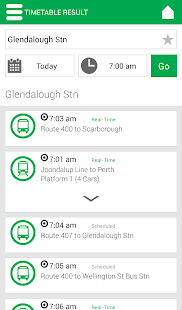 Transperth- screenshot thumbnail