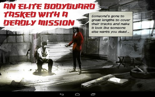 Bloodstroke- screenshot thumbnail