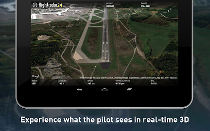 Flightradar24 - Flight Tracker Screenshot 3