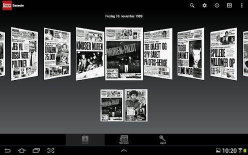 eBladet - screenshot thumbnail