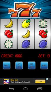 Free Slot Machine Lucky Seven - screenshot thumbnail