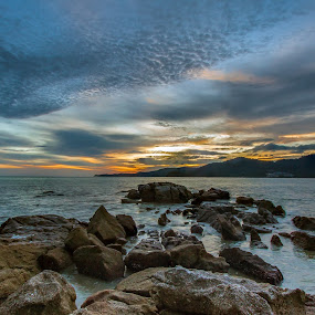 by Boon Chan Gee - Landscapes Sunsets & Sunrises