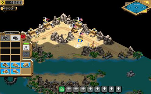 Desert Stormfront LITE - RTS Screenshot 39