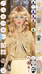 [Barbie Princess Makeup Dress 2] Screenshot 1