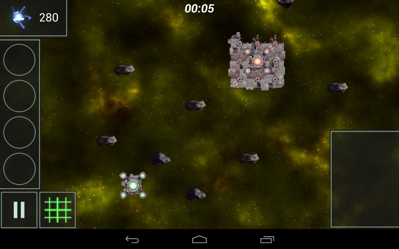 Ionage - screenshot