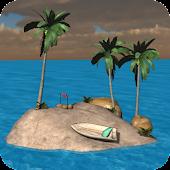Island 3d live wallpaper