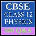 Class12 Physics CBSE