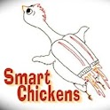 Smart Chickens logo