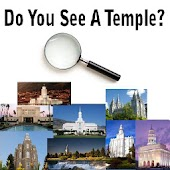 Do You See A Temple?  LDS Game