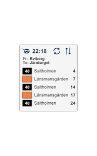 GoWest - Västtrafik - screenshot thumbnail