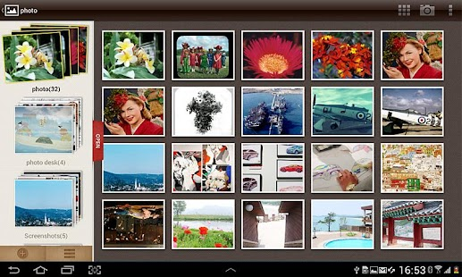 Photo Desk (Photo Gallery)- screenshot thumbnail