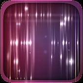 Purple Sparkle Live Wallpaper