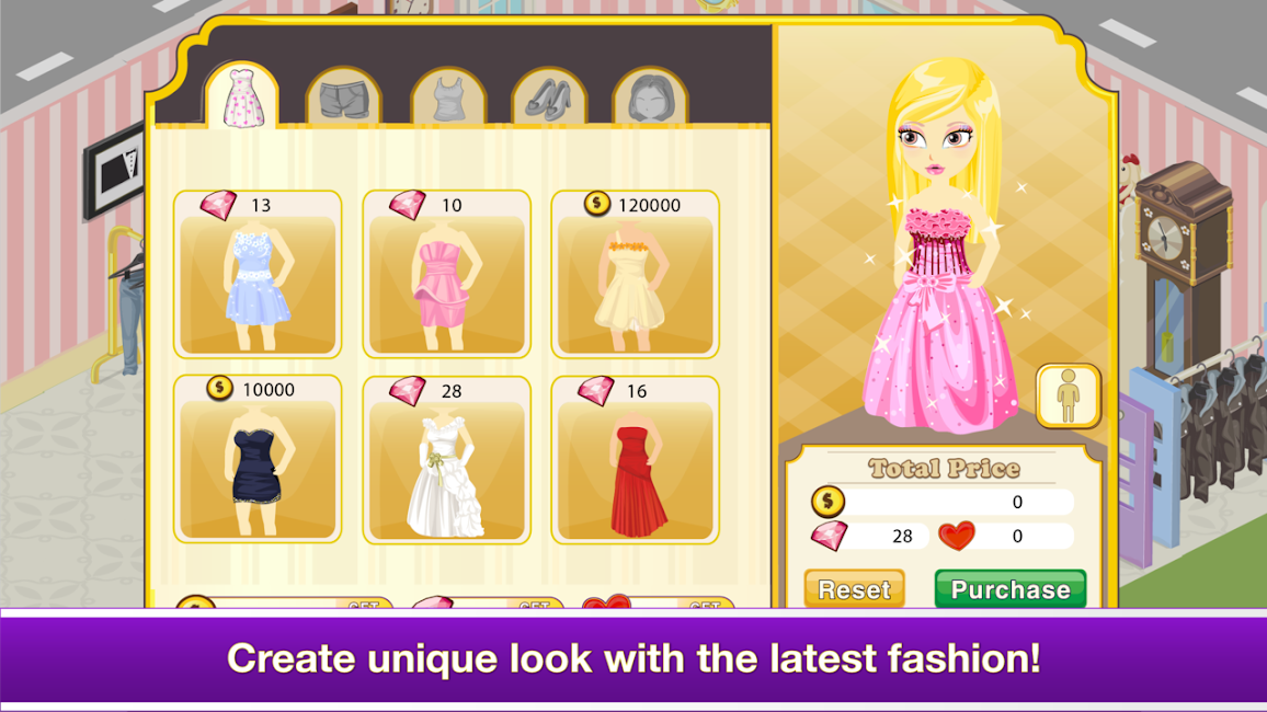 #15. Tap Boutique - Girl Fashion (Android)