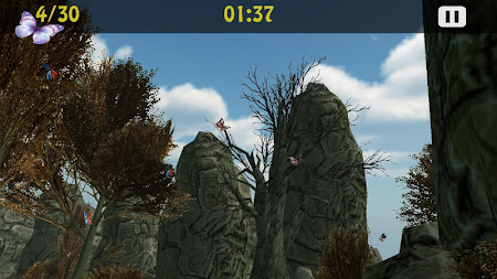 Butterflies Catch Craze 3D 1.0 screenshot 6200