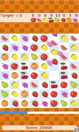 【免費解謎App】Match 3 Fruit-APP點子