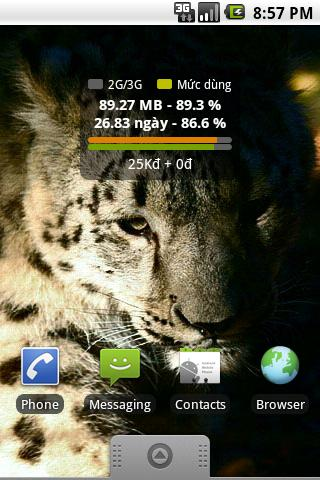 3G Việt- screenshot