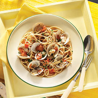 White Wine & Clam Linguine