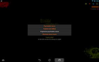 Screenshot of Schizoid Radio Online Free