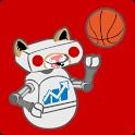 Houston Football & Basketball logo