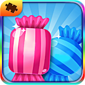 Candy Puzzles - Jigsaw