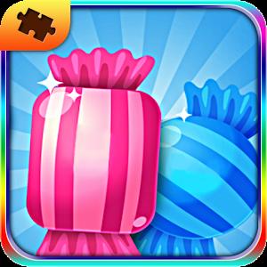糖果拼圖 - Candy Puzzles 休閒 App LOGO-APP試玩