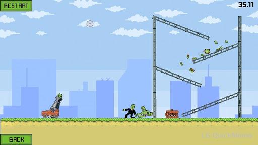 Blaster Ragdoll Zombie 1 screenshots 3