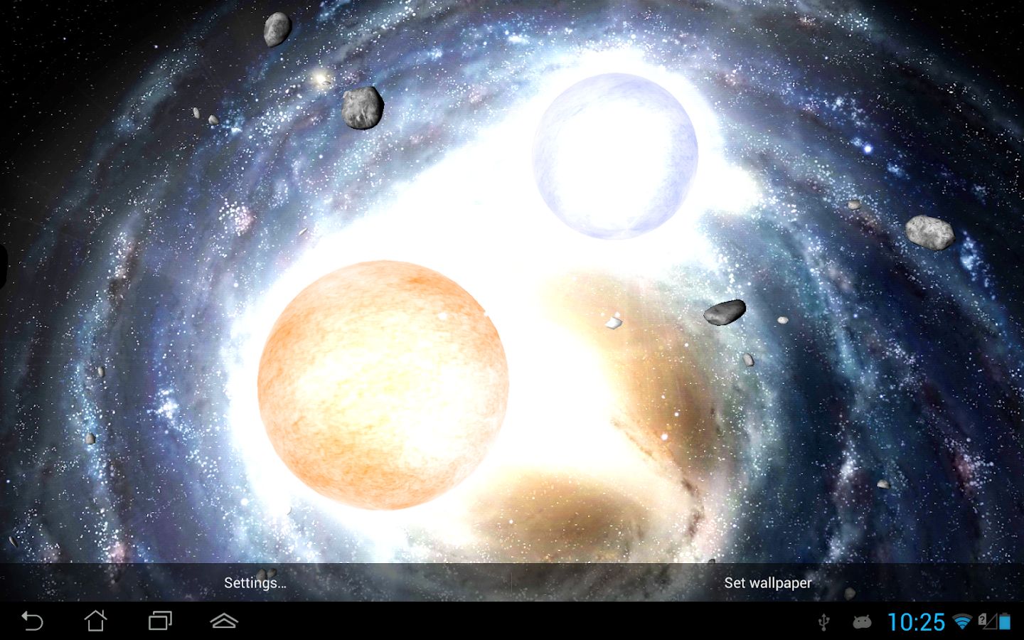 Solar System HD Deluxe Edition - screenshot