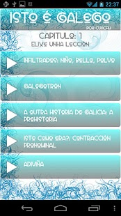 Isto é galego! - screenshot thumbnail