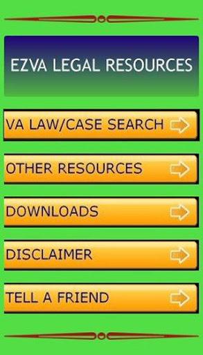 Easy Virginia Legal Resources