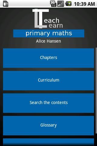TeachLearn Primary Maths