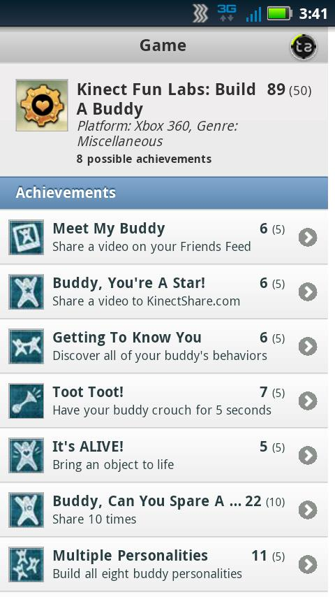 Trueachievements Mobile- screenshot
