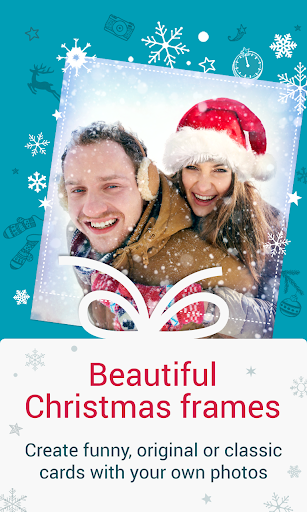 Christmas Photo Frames