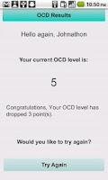 Screenshot of OCD