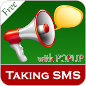 Talking SMS Popup - SMS Talker