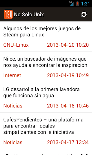 No Solo Unix App