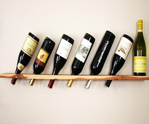 DIY Wine Rack Projects
