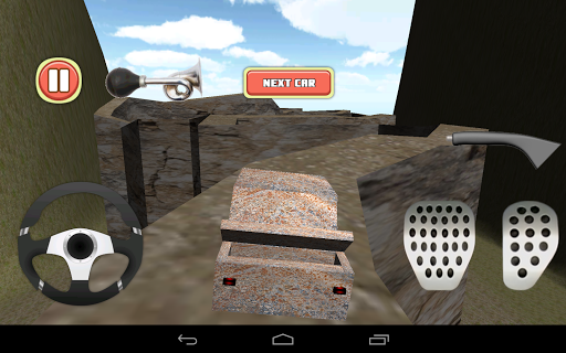 CubeCraft Hill Climbing 3D