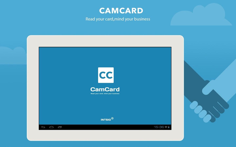Camcard free business card reader app business card reader android camcard free business card r colourmoves
