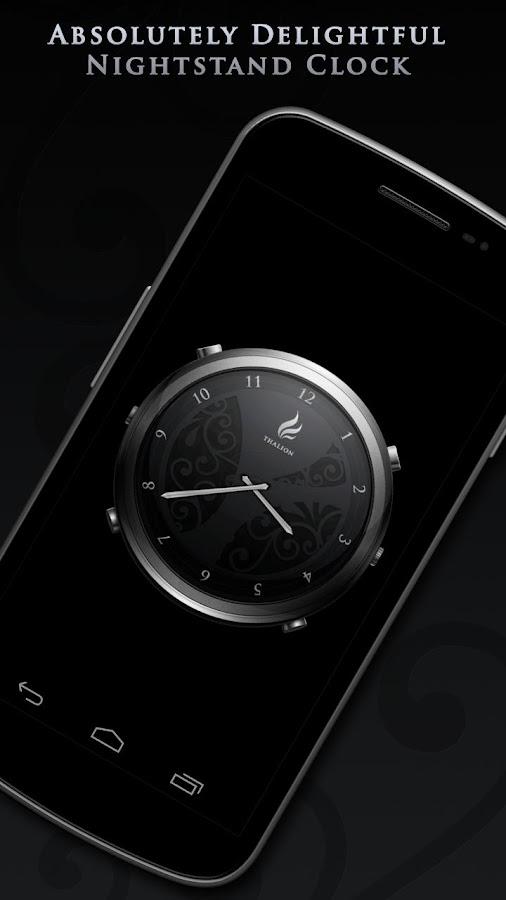 Thalion Clock - screenshot