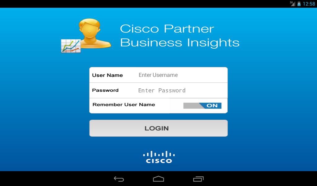 Partner Business Insights - screenshot