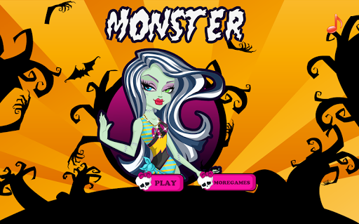 Monster Girl Dress Up HD