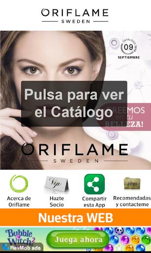 Catálogo Oriflame El Salvador