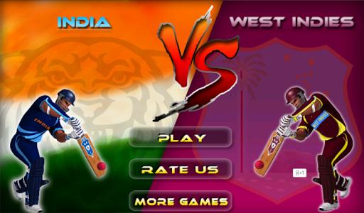 Cricket India Vs West Indies
