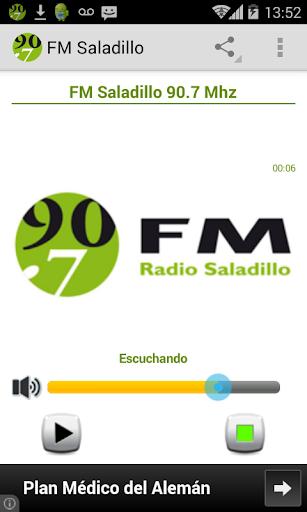 FM Saladillo 90.7